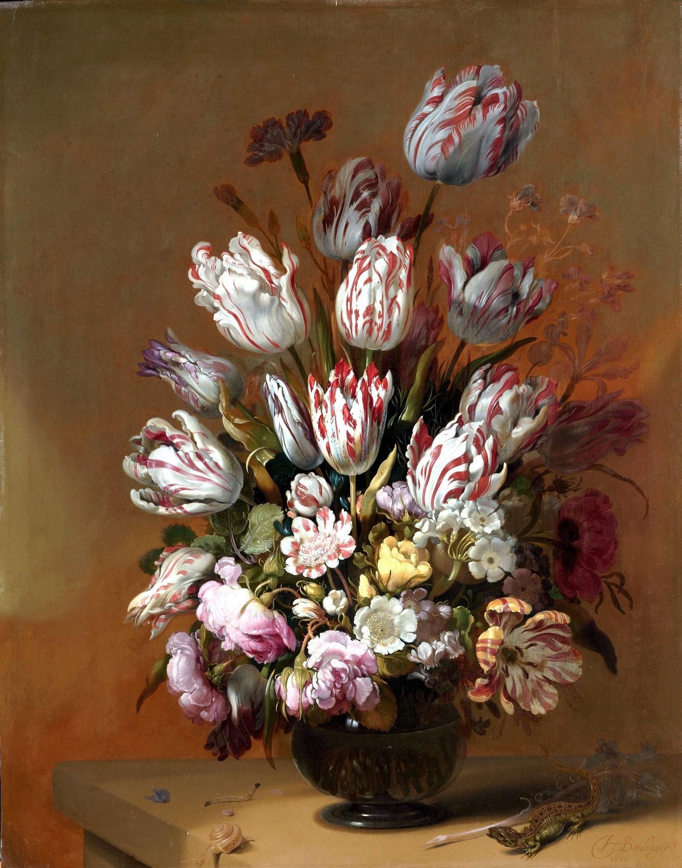 Granai - NATURALEZA MUERTA - Hans Bollongier-1639