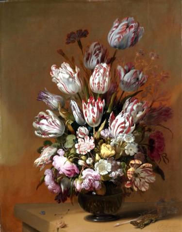 NATURALEZA MUERTA - Hans Bollongier-1639