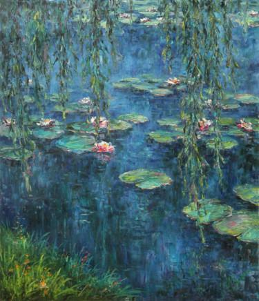NENÚFARES 2 - Pensando en Monet.