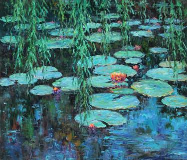 NENÚFARES 1 - Pensando en Monet.